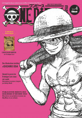 One Piece -MAG4- One Piece Magazine 4