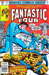 Marvel's Greatest Comics (Marvel - 1969) -95- In The Power of The Over-Mind!