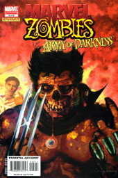 Marvel Zombies Vs. Army of Darkness (Marvel/Dynamite - 2007) -A- Issue # 5