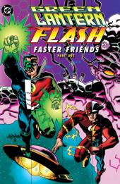 Green Lantern Flash Faster Friends (1997) -1- Green Lantern/Flash: Faster Friends, Part 1