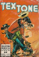 Tex-Tone -Rec54- Album 54 (du n° 390 au n° 393)