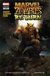 Marvel Zombies: Return (Marvel comics - 2009) -3- Issue # 3