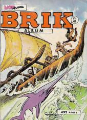 Brik (Mon journal) -Rec41- Album 41 (du n°158 au n°160)
