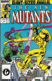 New Mutants (The) (1983) -AN03- Anything You Can Do--!