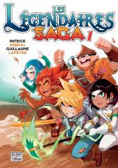 Les légendaires - Saga  -1- Tome 1