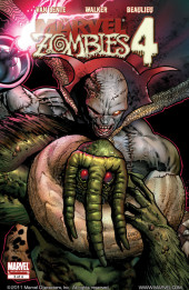 Marvel Zombies Vol.4 (Marvel Comics - 2009) -3- Issue # 3