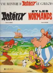 Astérix -9d1983b- Astérix et les Normands