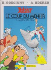 Astérix (Hors Série) -C03a1994- Le Coup du menhir - L'Album du film