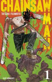 Chainsawman -1- Chien et tronçonneuse