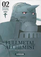 FullMetal Alchemist (Perfect Edition) -2- Tome 2