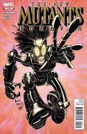 New Mutants Forever (2010) -2- The Fall of Nova Roma Part 2