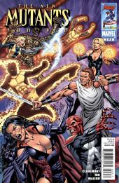New Mutants Forever (2010) -3- The Fall of Nova Roma Part 3