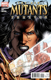 New Mutants Forever (2010) -5- The Fall of Nova Roma Part 5