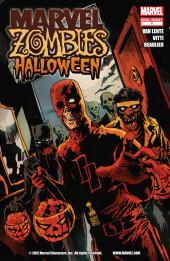 Marvel Zombies: Halloween (Marvel Comics - 2012) -1- Issue # 1
