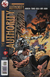 Authority (The) (2003) -0- The Authority: High Stakes