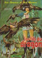 Bob Morane 2 (Dargaud) -12a1981- Les fils du dragon