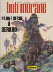 Bob Morane 3 (Lombard) -21a1980- Panne sèche à Serado
