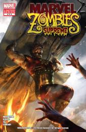 Marvel Zombies: Supreme (Marvel Comics - 2011) -2- Issue # 2