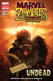 Marvel Zombies: Supreme (Marvel Comics - 2011) -3- Issue # 3