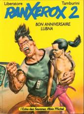 RanXerox -2a1985- Bon anniversaire Lubna