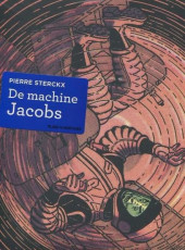 Blake en Mortimer (Diverse) - De machine Jacobs