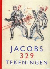 Blake en Mortimer (Diverse) - Jacobs 329 tekeningen