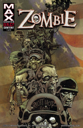 Zombie (Marvel MAX - 2006) -1- Issue # 1