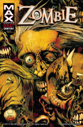 Zombie (Marvel MAX - 2006) -2- Issue # 2