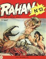 Rahan (1re Série - Vaillant) -13- L'île du clan perdu/Le retour des