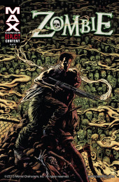 Zombie (Marvel MAX - 2006) -3- Issue # 3