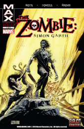 Zombie (The): Simon Garth (Marvel comics - 2008) -1- Issue # 1
