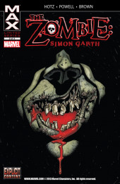 Zombie (The): Simon Garth (Marvel comics - 2008) -2- Issue # 2