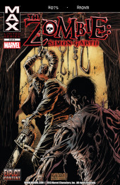 Zombie (The): Simon Garth (Marvel comics - 2008) -3- Issue # 3