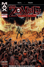 Zombie (The): Simon Garth (Marvel comics - 2008) -4- Issue # 4