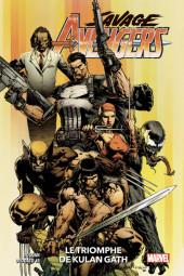 Savage Avengers -1- Le Triomphe de Kulan Gath