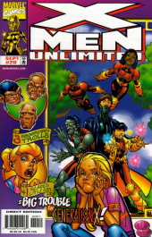 X-Men Unlimited (1993) -20- Where The Wild Things Were