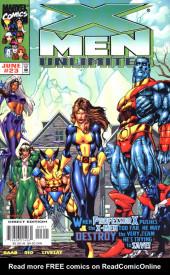 X-Men Unlimited (1993) -23- Lessons