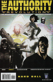 Authority (The): Revolution (2004) -4- The Eternal Return, Part 4 Of 12: The Revolution Will be...