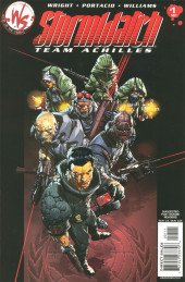 StormWatch: Team Achilles (2002) -1- The Big Dance