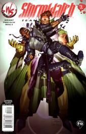 StormWatch: Team Achilles (2002) -3- March or Die!