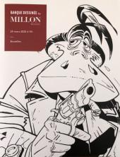 (Catalogues) Ventes aux enchères - Millon - Millon - Bandes dessinées - 29 mars 2020 - Bruxelles