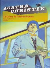 Agatha Christie (Emmanuel Proust Éditions) -4a2004- Le Crime de l'Orient-Express