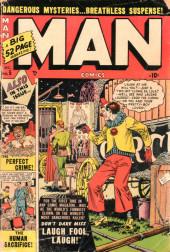 Man Comics (Marvel Comics - 1949) -5- Laugh Fool, Laugh!
