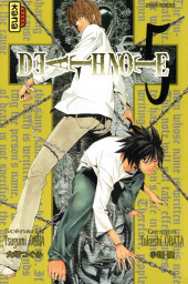 Death Note -5a- tome 5