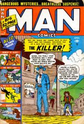 Man Comics (Marvel Comics - 1949) -7- The Killer!