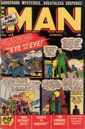 Man Comics (Marvel Comics - 1949) -8- An Eye for an Eye!