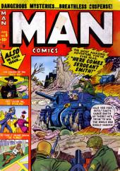 Man Comics (Marvel Comics - 1949) -9- Here Comes Sergeant Smith!