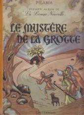 Albums de la bonne nouvelle -1- Le mystère de la grotte