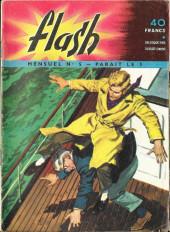 Flash (Artima) -5- Allo, Z.9 : La fuite de Boris Zarna