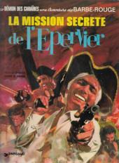 Barbe-Rouge -12a1982- La mission secrète de l'Epervier